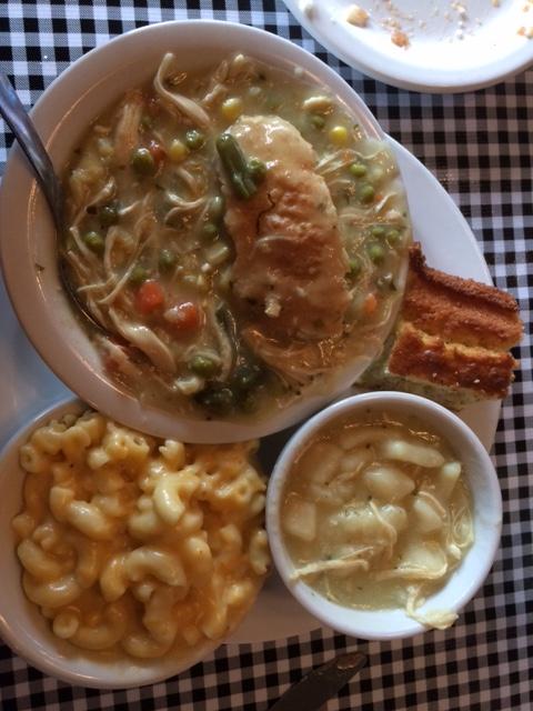 paula's meal