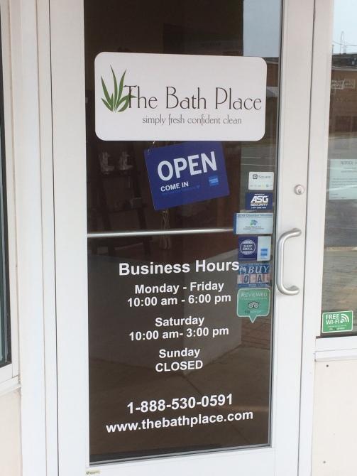 bath place