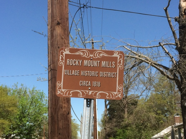 RM Mills sign