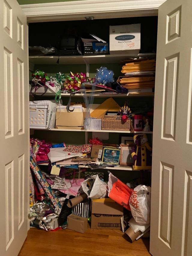 junky closet